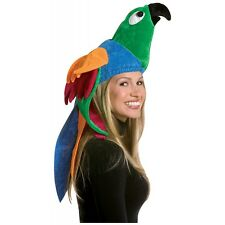 Parrot Hat Costume Accessory Adult Halloween