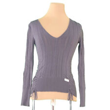 Dior Tops Blouses Grey Silver Woman Authentic Used T3657