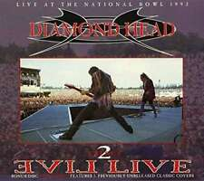 Diamond Head - Evil Live NEW 2 x CD