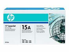 ORIGINAL TONER NOIR  HP - C7115A - 15A - Neuf