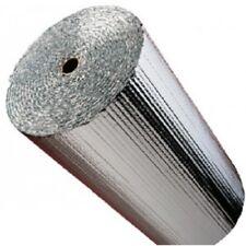 """NASATECH 48"""" x 125' Single Bubble Foil Reflective Foil Insulation Vapor Barrier"""