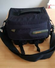 Large Kamala Black Shoulder Camera Bag
