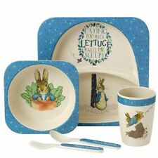 Beatrix Potter Peter Rabbit Dinner and Cutlery Set - Nursery Toddler Gifts