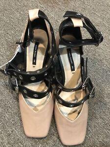 Zara Basic 36 Womans Shoe