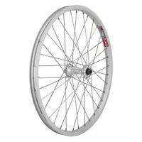 """20"""" Recumbent Bicycle Front Wheel 406x19 QR Weinmann 519 Rim Schrader Valve"""