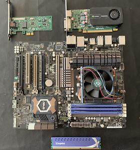 Asus Sabertooth 990fx r2.0 Bundle (8 Core Cpu, Cpu Cooling, 32gb Ram, Gpu)