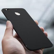 Luxury Slim Shockproof Rubber Silicone Matte Back Case Cover For Xiaomi RedMi 4X