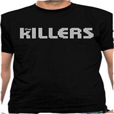 THE KILLERS Classic Logo Soft Slim Fit T-SHIRT NEW S M L XL XXL official