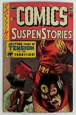 Exciting Comics 1 Crime SuspenStories 22 Homage Variant 1/300 VF/NM Mike Rooth
