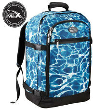Cabin Max Metz Hand Luggage Backpack ( Pool Design)