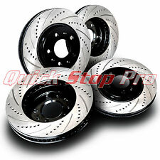 LEX005S GS300 GS400 GS430 IS300 SC430 Performance Brake Rotors Drill + Curve