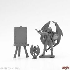 Reaper Miniatures: 03990 Artist Sophie - Metal Mini