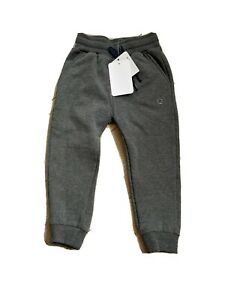 DESIGNER BARGAIN grey Mayoral Jogger trousers Age 2 Bnwt Rrp £15.99