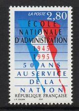La Francia sg3288 1995 50th ANNIV dei funzionari nazionali istituto di formazione Gomma integra, non linguellato