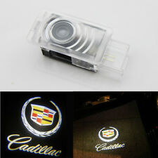 2 Welcome Shadow Light CREE LED Door Courtesy Laser for Cadillac SRX XTS ATS CTS
