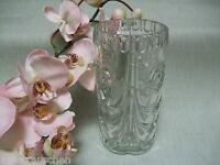 Vase Kristallglas Glasvase Glas Mittelgroß 6855