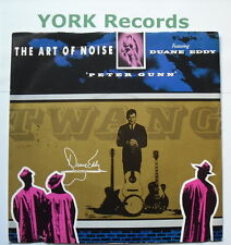 """ART OF NOISE - Peter Gunn - Excellent Condition 7"""" Single China WOK 6"""