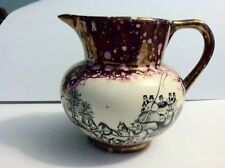 "Gray's Pottery 3 1/2"" Creamer"