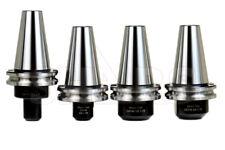 Taiwan 4 pc CAT40 End Mill Holder Balanced 20000RPM 1/8 1/4 3/8 1/2 5/8 3/4 1