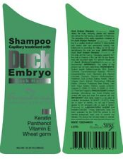 Shampoo Duck Embryo Dark Hair