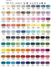 ? 3,76/ 100g Schachenmayr 50g CATANIA 100% Baumwolle alle Farben