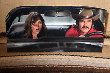 "Burt Reynolds ""Smokey and the Bandit"" Movie Poster Tabletop Display Standee 10.5"