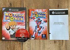 Gotcha Force | Nintendo Gamecube | 2003 | CAPCOM | Completo + Testato