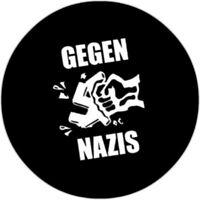 Gegen Nazis [25mm Button]