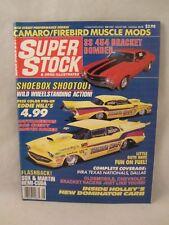 Super Stock Magazine -  August 1988 ,  Camaro / Firebird Muscle Mods  (218)