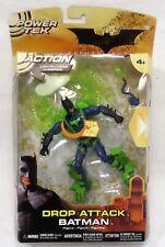 Mattel Batman Begins Power Tek Drop Attack Batman Figure