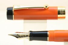 Jinhao Century Centennial Terracotta Brown Medium Fountain Pen, GT