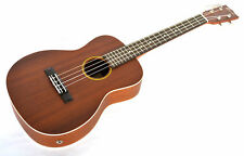 Baritone Ukulele Satin Mahogany Finish Aquila Strings Model ClearWater