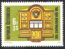 Austria 1982 Stamp Day/Mainz-Weber Mailbox/Mail Box/Post/Animation 1v (n31421)