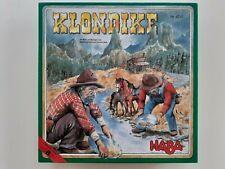 Klondike - HABA   Brettspiel Gesellschaftsspiel Familienspiel Gold   komplett