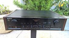 Sony TA-E80 ES pré amplifier Vorverstärker XLR