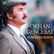 ORHAN GENCEBAY -YÜREKTEN OLSUN  - ALBEN CD 2004