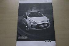 171599) Ford Ka - Preise & tech. Daten & Ausstattungen - Prospekt 12/2011