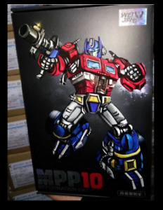 Hot. Classic Modified MPP-10 G1 Optimus Prime deformation toy box