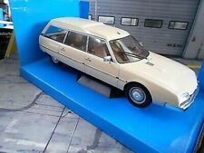 CITROEN CX 2500 D 2500D Super Break Kombi Serie I MKI weiss white 1976 MCG 1:18