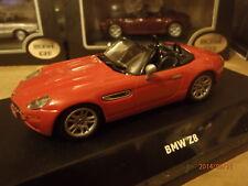 Z8 BMW in Plain Red 1-43rd Scale Maxi Car Sports Classic Car