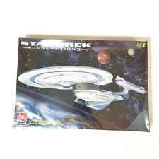 VintageStar Trek Generations USS Enterprise NCC 1701-BModel Kit #8762 (Sealed)