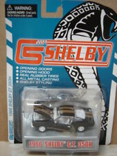 SHELBY COLLECTIBLES,  1966 SHELBY GT 350H FASTBACK MUSTANG   1/64 SCALE