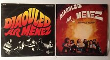 LOT DISQUES 33T SPECIAL DIAOULED AR MENEZ