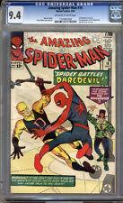 Amazing Spider-Man #16 CGC 9.4 NM Universal CGC #1107802004