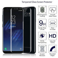 For Samsung Galaxy S8 HD PET Full Cover screen protector Protective Film AC3