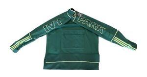 Adidas x Ivy Park Cargo Sweatshirt (gender neutral) Size Large Dark Green