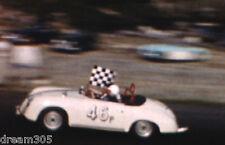 Vintage Sports Car Race Film Porsche 356 Jaguar Corvette Lotus Cobra Monterey