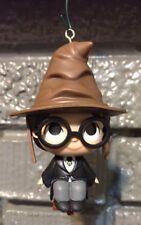 "Harry Potter Ornament OOAK Funko 3"" Custom Christmas 2017 Mystery Mini"