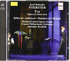 Josef Bohuslav Foerster - Eva (Cracow Po, Kyzlink, Wexford Festival [CD]