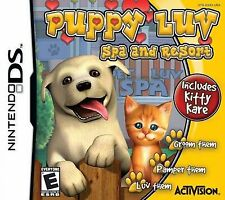 Puppy Luv: Spa and Resort DS